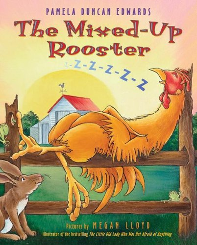 9780060289997: The Mixed-Up Rooster