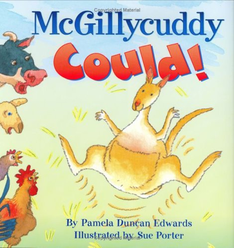 9780060290016: McGillycuddy Could!