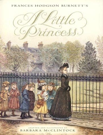 9780060290108: Frances Hodgson Burnett's a Little Princess