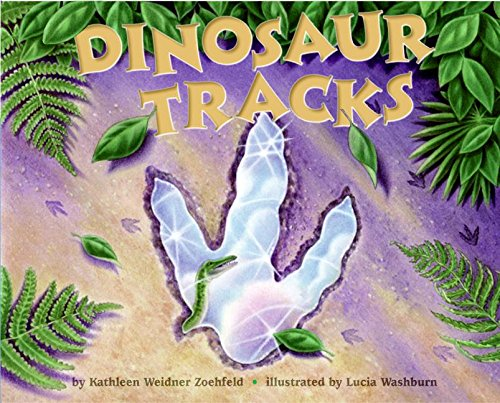9780060290245: Dinosaur Tracks (Let's-Read-And-Find-Out Science: Stage 2)