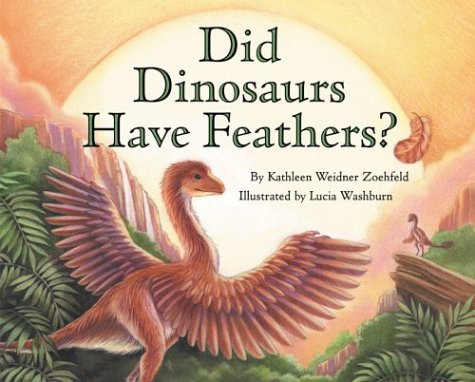 9780060290269: Did Dinosaurs Have Feathers? (Let's-Read-And-Find-Out Science)
