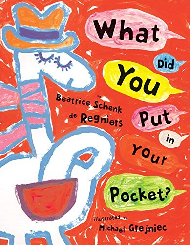 9780060290283: What Did You Put in Your Pocket?