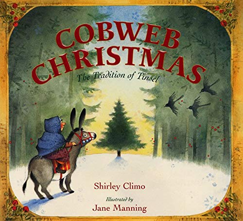 9780060290337: Cobweb Christmas: The Tradition of Tinsel