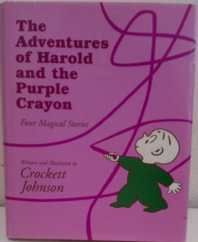 9780060291297: The Adventures of Harold and the Purple Crayon, Omnibus