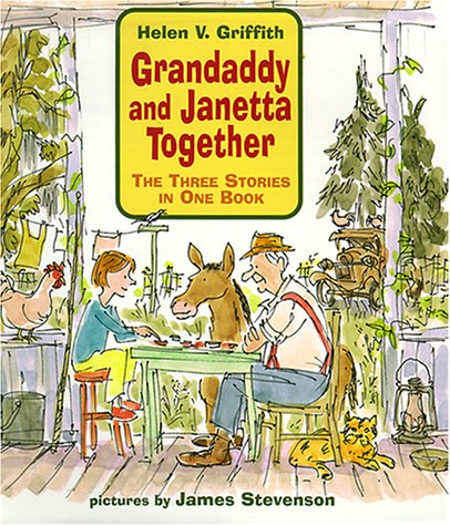 9780060291488: Grandaddy and Janetta Together: The Three Stories in One Book