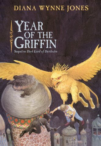 Year of the Griffin (9780060291587) by Jones, Diana Wynne