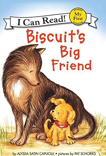 9780060291679: Biscuit's Big Friend (My First I Can Read - Level Pre1 (Hardback))