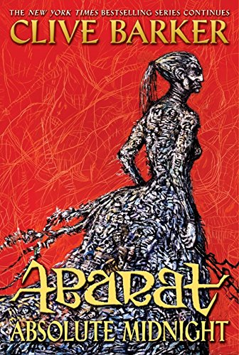 9780060291716: Abarat: Absolute Midnight