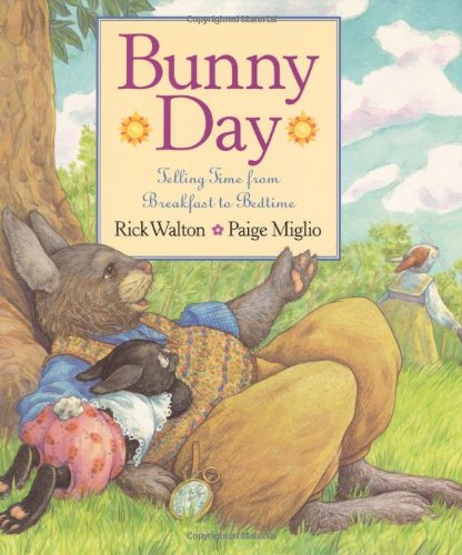 9780060291839: Bunny Day: Telling Time from Breakfast to Bedtime
