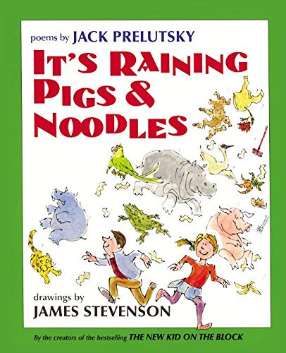 9780060291945: It's Raining Pigs and Noodles