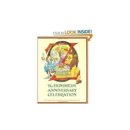 Oz: The Hundredth Anniversary Celebration (0060292199) by Glassman, Peter