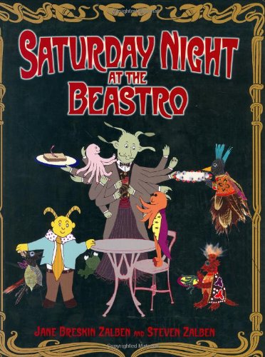 9780060292287: Saturday Night at the Beastro