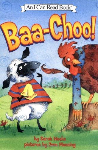 Baa-Choo! (I Can Read Book 1): Weeks, Sarah