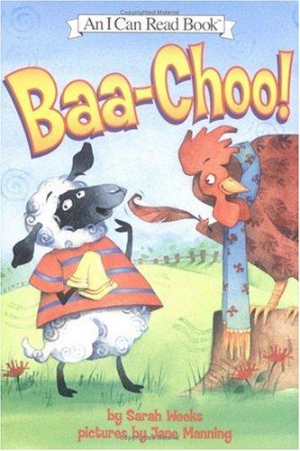 9780060292379: Baa-Choo! (I Can Read Book 1)