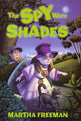 The Spy Wore Shades: Martha Freeman, Bill Cigliano (Illustrator)