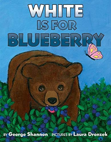 9780060292751: White Is for Blueberry (Ala Notable Children's Books. Younger Readers (Awards))