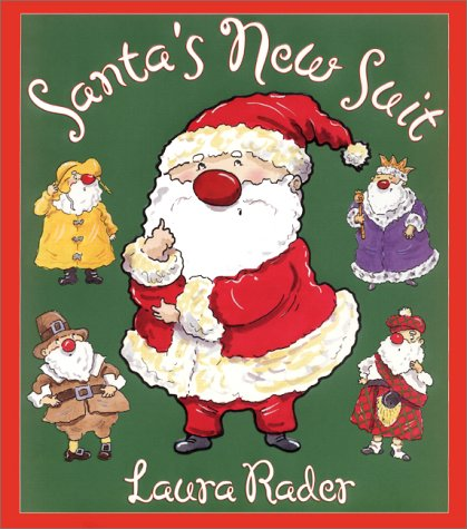 9780060292843: Santa's New Suit