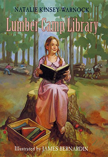 9780060293215: Lumber Camp Library