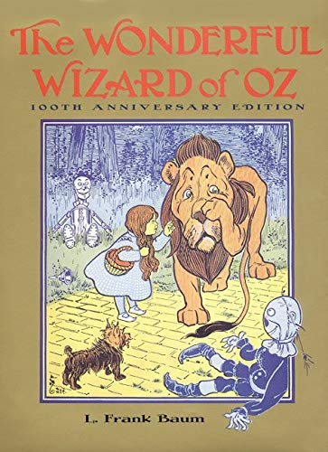 9780060293239: The Wonderful Wizard of Oz: 100th Anniversary Edition (Books of Wonder)