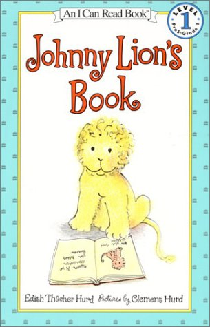 9780060293345: Johnny Lion's Book (An I Can Read Book, Level 1)