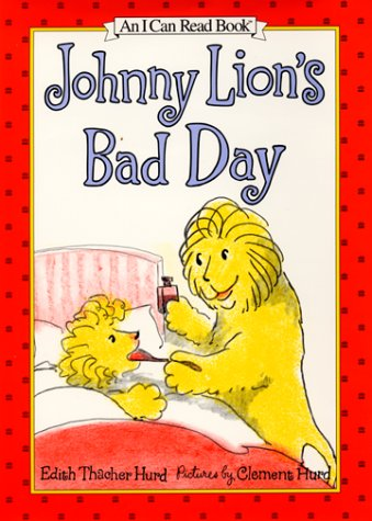9780060293352: Johnny Lion's Bad Day (I Can Read - Level 1 (Quality))