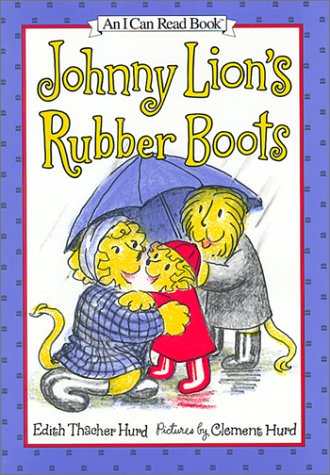 9780060293376: Johnny Lion's Rubber Boots (I Can Read)