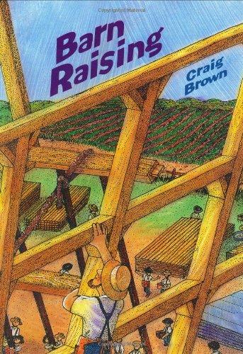 9780060293994: Barn Raising