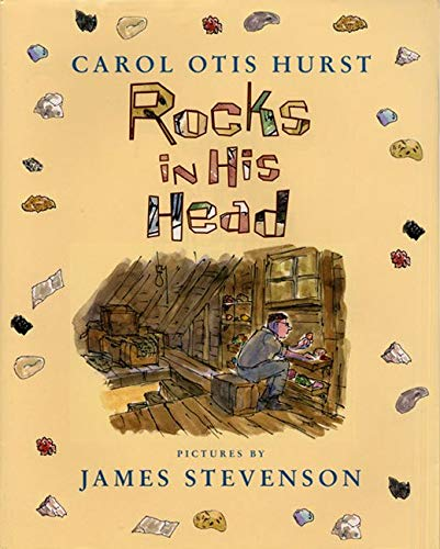 9780060294038: Library Book: Rocks In His Head (Avenues)