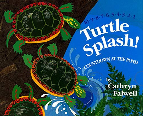 9780060294625: Turtle Splash! Countdown at the Pond