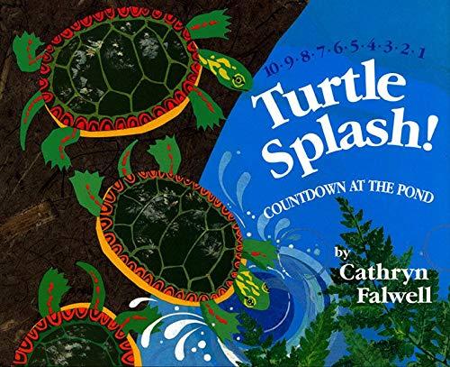 9780060294625: Turtle Splash! Countdown at the Pond