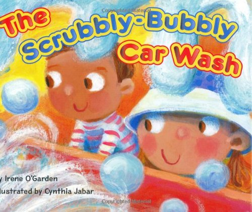 9780060294861: The Scrubbly-Bubbly Car Wash