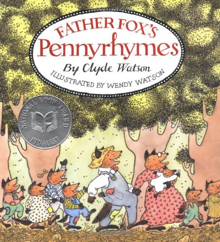 9780060295011: Father Fox's Pennyrhymes