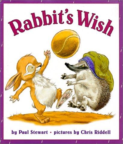 9780060295189: Rabbit's Wish