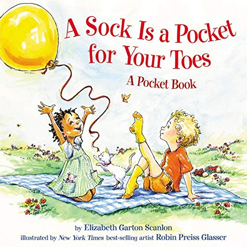 9780060295264: A Sock Is a Pocket for Your Toes: A Pocket Book