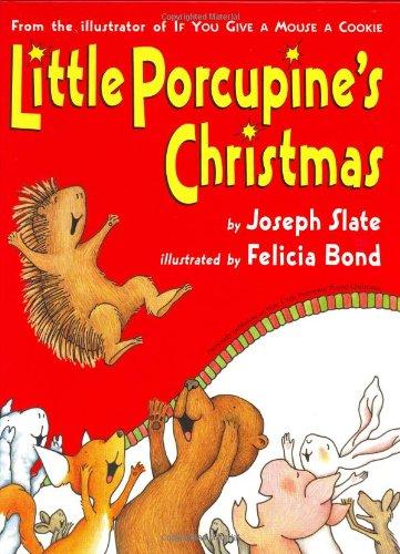 9780060295332: Little Porcupine's Christmas