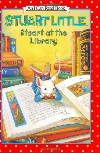 9780060295387: Stuart at the Library