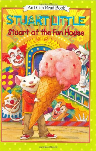 9780060295394: Stuart at the Fun House (I Can Read Book 1)