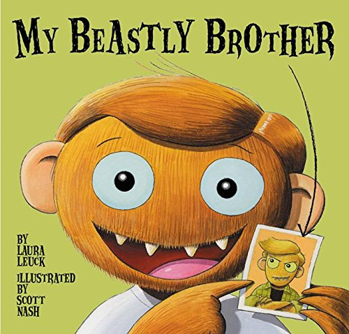 9780060295479: My Beastly Brother