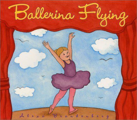 9780060295493: Ballerina Flying