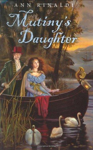 9780060296384: Mutiny's Daughter