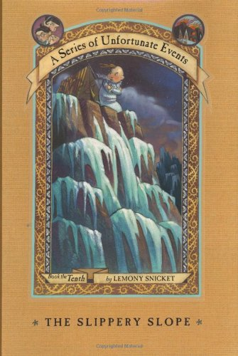 9780060296414: The Slippery Slope (A Series of Unfortunate Events, Book 10)