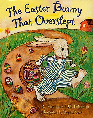 9780060296452: The Easter Bunny That Overslept