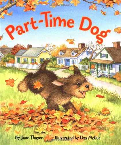9780060296933: Part-Time Dog