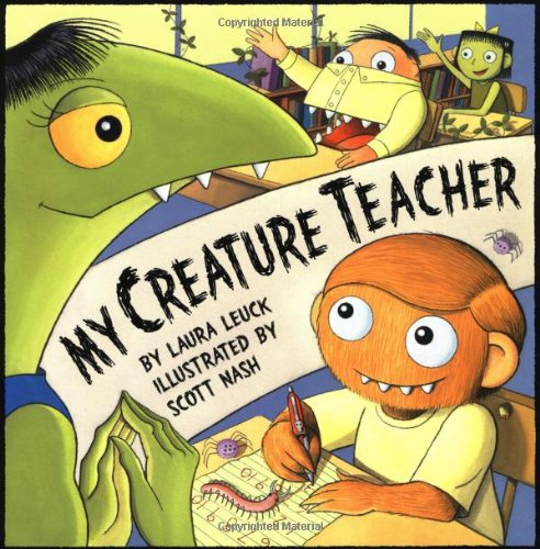 9780060296940: My Creature Teacher