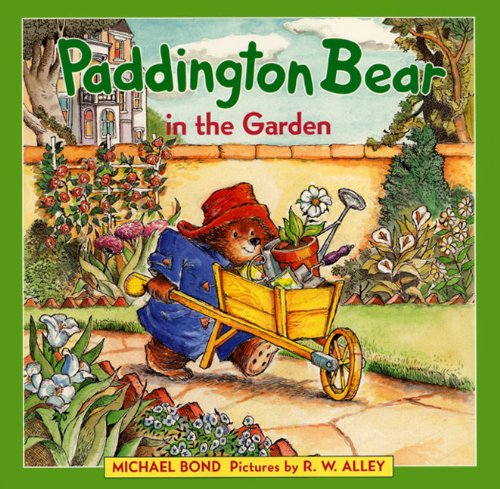 9780060296964: Paddington Bear in the Garden