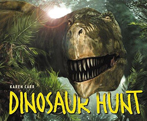 Dinosaur Hunt: Texas-115 Million Years Ago: Carr, Karen