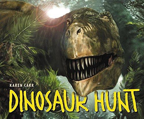Dinosaur Hunt : Texas - 115 Million: Karen Carr