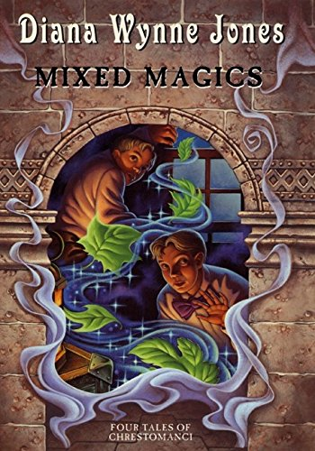 9780060297053: Mixed Magics: Four Tales of Chrestomanci (Chrestomanci, Book 5)