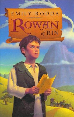 Rowan of Rin: Rodda, Emily
