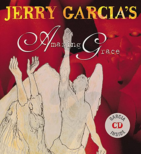 9780060297107: Jerry Garcia's Amazing Grace [With CD]